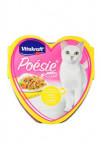 Vitakraft Cat Poésie konz. šťáva kuře a zel. 85g