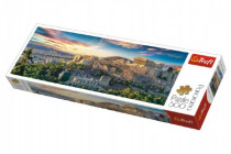 Puzzle Acropolis, Atény panorama 500 dílků 66x23,7cm