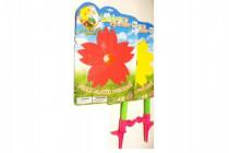 Slunečnice stříkací s připojením na zahradní hadici plast 67cm
