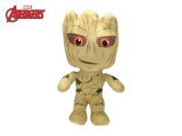 Avengers Groot plyšový 40 cm stojící - VÝPRODEJ