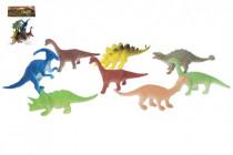Dinosaurus 8 ks plast 10 cm