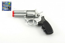 Pistole na kapsle 8 ran kov 16cm