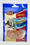 PREMIO Tuna Rolls s tuňákem/kuřecím 50g*