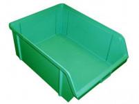 bedna ukládací zkos. 10kg plastová, ZE 200x150x122mm