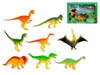 Dinosauři 9-13 cm 8 ks