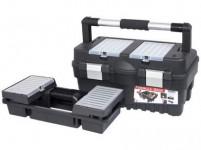 """kufr na nářadí 18"""" FORMULA 500 S Al PLUS 462x256x242mm"""