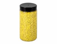 Drť STANDARD dekorační žlutá 2-3mm 600g