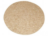 podložka pod hrnec kruh 25cm korek