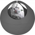 Elho obal B.For Soft Air - anthracite  18 cm