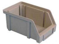 bedna ukládací zkos.10kg plastová, ČRV 200x150x120mm