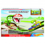 Hot Wheeels Mario Kart závodní dráha odplata - mix variant či barev