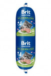 Brit Premium Cat by Nature Sausage Chicken & Duck 180g