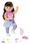 Zapf Creation Starší sestřička BABY born Soft Touch brunetka,  43 cm