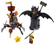 Lego Movie 70836 Batman a Kovovous připraveni k boji