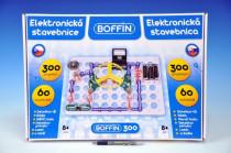 Stavebnice Boffin 300 elektronická 300 projektů na baterie