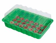 Minipařeniště JEANNE 36x22x13cm + 28 rašelinových tablet
