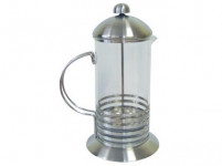 konvice na kávu ARABICA 1l sklo+ nerez