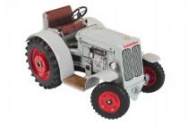 Traktor Schlüter DS 25 šedivý na klíček kov 1:25 Kovap