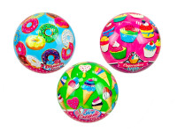 Míč 14 cm sladkosti - mix variant či barev