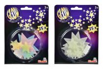 GID Svítící hvězdičky 25 ks - mix variant či barev