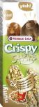 VL Crispy tyč potkan, myš - kukuřice a oříšky 2 ks, 110 g