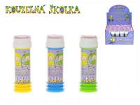 Bublifuk František a Fanynka Kouzelná školka 50 ml - mix barev