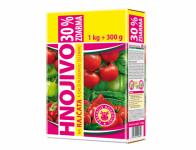 Hnojivo STANDARD na rajčata a plodovou zeleninu 1kg + 300g