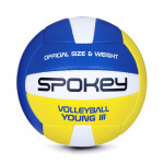 Spokey YOUNG III Volejbalový míč modro-žlutý vel. 4