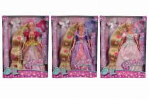 Panenka Steffi Rapunzel - mix variant či barev