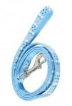 Vodítko kočka ETHNIC nylon modré 1m Zolux