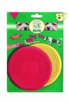 Hračka guma Frisbee Karlie 2 ks, 13 cm - VÝPRODEJ