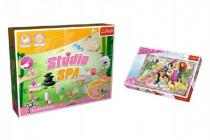 PACK Science for you Studio SPA 21 pokusů + Puzzle Disney Princezny 260 dílků