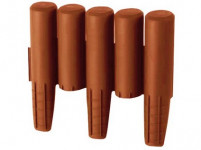 palisáda IPAL5 24cmx2,7m plastová, TE (R624) (10ks)