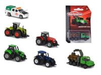 Farmářské vozidlo kovové - mix variant či barev