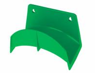 Držák na hadice plastový zelený