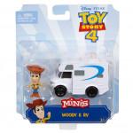 Toy story 4 minifigurka s vozidlem - VÝPRODEJ