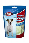 Dentafun Žvýkací plátky s řasou malí psi 50g TR - VÝPRODEJ