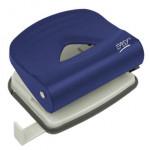 Děrovačka-1250BL kovová, na 25 listů, modrá