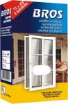 Bros - síť do dveří 75 x 220 cm bílá - sada 2 ks