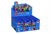 LEGO® 71012 Minifigurky Disney série plast v sáčku 9x11cm