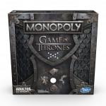 Monopoly Hra o trůny (v anglickém jazyce)