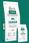Brit Care Dog Senior Lamb & Rice 3 kg - VÝPRODEJ