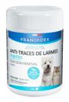 Francodex Ubrousky na stopy slz pes, kočka 50ks