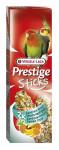 VL Prestige tyč stř. papoušek - exotické ovoce 2 ks, 140 g - VÝPRODEJ