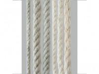 lano přírodní 24mm stáčené s PP (30m)