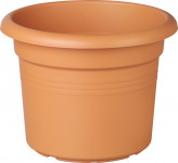 Elho květináč Green Basics Cilindro - mild terra 65 cm - VÝPRODEJ