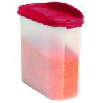 dóza MLOCK dávkovací oválná 1,8l plastová