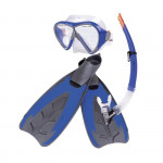 Spokey MERQUIS Sada brýle+šnorchl+ploutve S 38-39