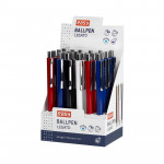Legato kuličkové pero kovové 24 ks display