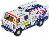 Auto Tatra 815 rallye kov 18cm 1:43 v krabičce Kovap